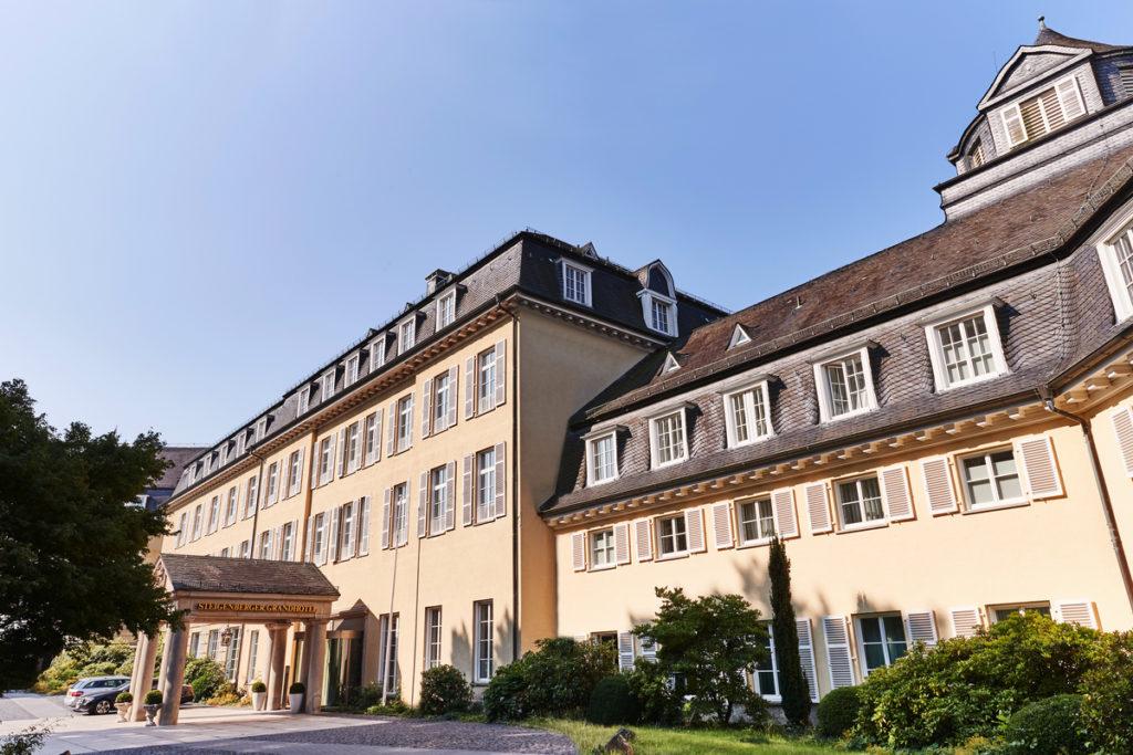 Hotel Kongress BGM Steigenberger