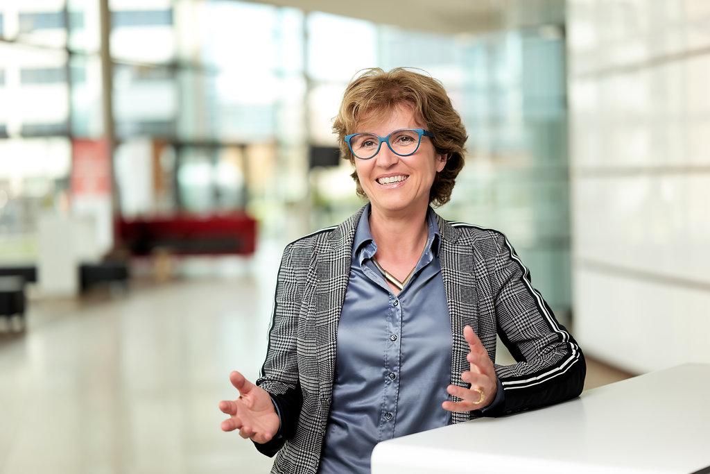 Natalie Lotzmann Leitung Globales Gesundheitsmanagement bei der SAP AG